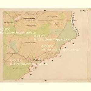 Pernek - c5699-1-011 - Kaiserpflichtexemplar der Landkarten des stabilen Katasters