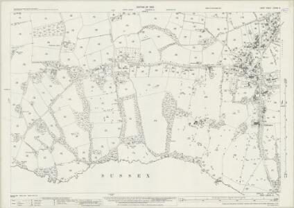 Kent LXXVIII.6 (includes: Hawkhurst; Salehurst) - 25 Inch Map