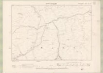 Stirlingshire Sheet XXII.SW - OS 6 Inch map