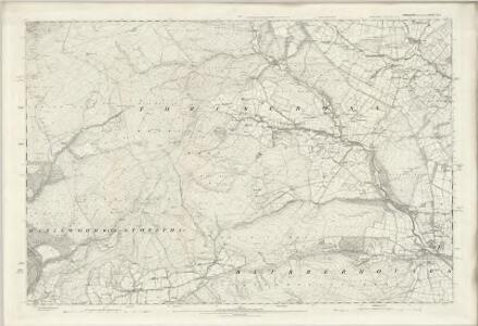 Lancashire XVII - OS Six-Inch Map
