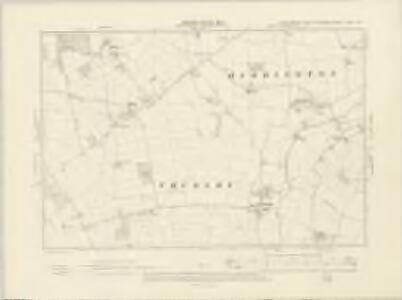 Lincolnshire LXXVII.SE - OS Six-Inch Map