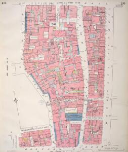 Insurance Plan of City of London Vol. I: sheet 20