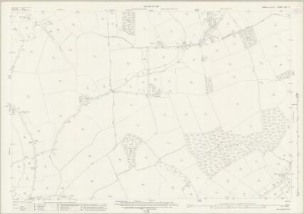 Essex (New Series 1913-) n XIV.11 (includes: Great Sampford; Little Sampford; Radwinter; Thaxted; Wimbish) - 25 Inch Map