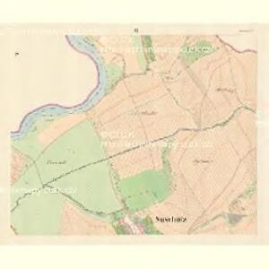 Suschütz - m2964-1-002 - Kaiserpflichtexemplar der Landkarten des stabilen Katasters