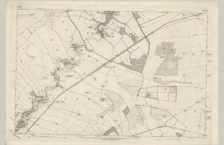 Wiltshire LXI - OS Six-Inch Map