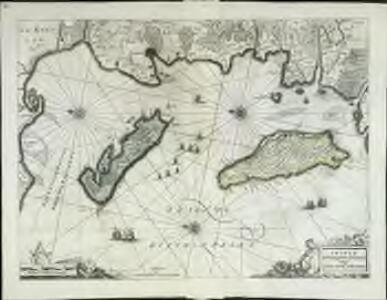 Insvlæ Divi Martini et Vliarvs, vulgo l'Isle de Ré et Oleron