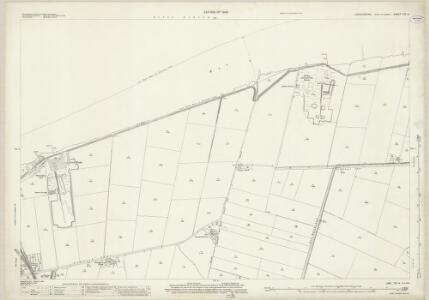 Lincolnshire VII.4 (includes: Barrow upon Humber; Goxhill) - 25 Inch Map