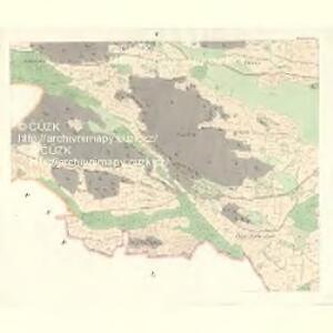 Wellenow - c8360-1-004 - Kaiserpflichtexemplar der Landkarten des stabilen Katasters