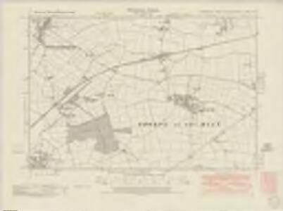 Lincolnshire LXXVII.NE - OS Six-Inch Map