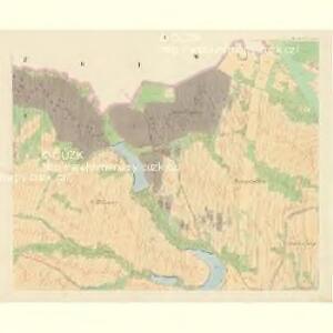 Ledenitz - c3849-1-001 - Kaiserpflichtexemplar der Landkarten des stabilen Katasters