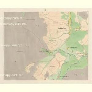 Schmolau (Smulowo) - c7084-1-003 - Kaiserpflichtexemplar der Landkarten des stabilen Katasters