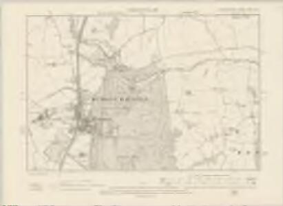 Hertfordshire XXXV.NE - OS Six-Inch Map