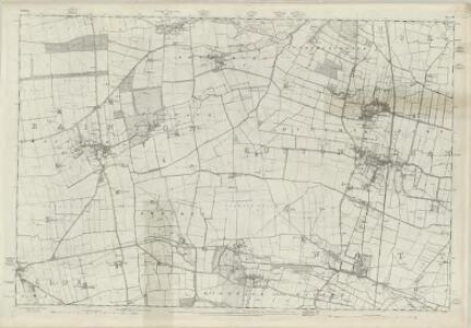 Yorkshire 178 - OS Six-Inch Map