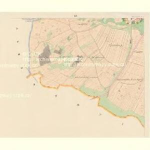 Radschitz (Račice) - c6318-1-002 - Kaiserpflichtexemplar der Landkarten des stabilen Katasters
