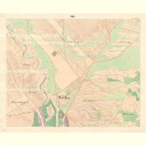Welka - m3303-1-007 - Kaiserpflichtexemplar der Landkarten des stabilen Katasters