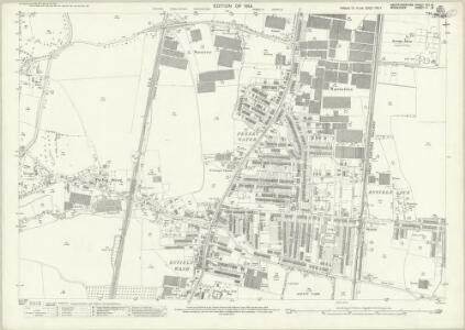 Hertfordshire XLI.16 (includes: Cheshunt; Enfield St Andrew) - 25 Inch Map