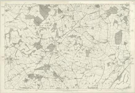 Essex LVII - OS Six-Inch Map