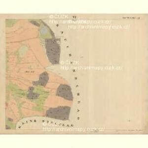 Deutsch Reichenau - c6659-2-006 - Kaiserpflichtexemplar der Landkarten des stabilen Katasters