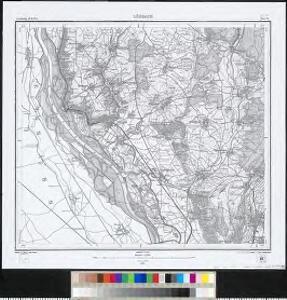 Meßtischblatt 152 : Lörrach, 1877
