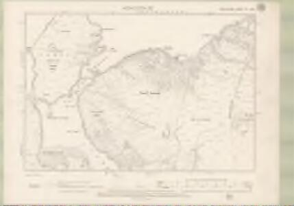Argyll and Bute Sheet XL.NW - OS 6 Inch map