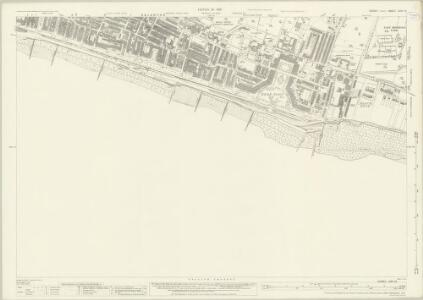 Sussex LXVI.14 (includes: Brighton) - 25 Inch Map