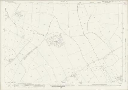 Essex (New Series 1913-) n VIII.12 (includes: Castle Camps; Helion Bumpstead; Hempstead; Radwinter) - 25 Inch Map