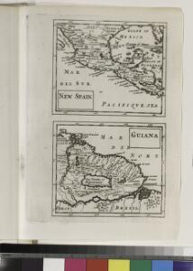New Spain ; Guiana.