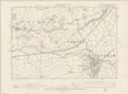Sussex XLV.SW - OS Six-Inch Map