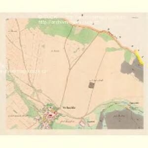 Welhartitz (Welhartice) - c8371-1-002 - Kaiserpflichtexemplar der Landkarten des stabilen Katasters