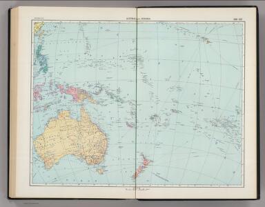 236-237.  Australia, Oceania, Political.  The World Atlas.