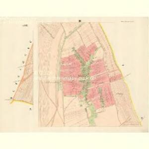 Ungarisch Brod (Uherski Brod) - m3197-1-003 - Kaiserpflichtexemplar der Landkarten des stabilen Katasters