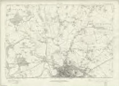 Gloucestershire XXV - OS Six-Inch Map