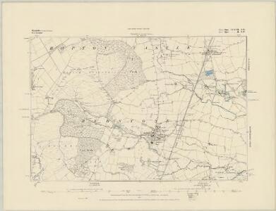 Shropshire LXXVI.NE - OS Six-Inch Map