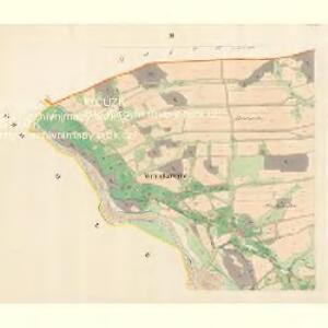 Witrzkowitz - m3383-1-001 - Kaiserpflichtexemplar der Landkarten des stabilen Katasters
