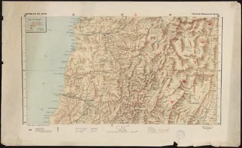 Republica de Chile [27°-29° S]