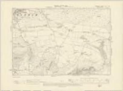 Somerset XVIII.SW - OS Six-Inch Map