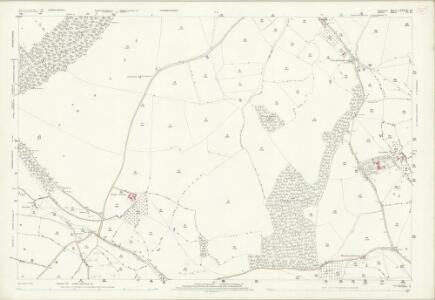 Somerset LXXXIV.15 (includes: Goathill; Haydon; Milborne Port; Purse Caundle; Stalbridge; Stourton Caundle) - 25 Inch Map