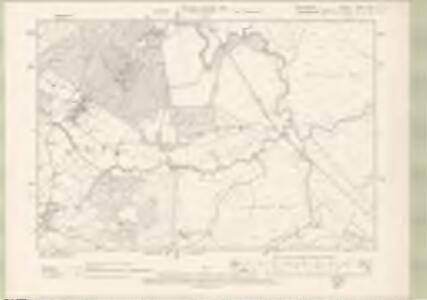 Perth and Clackmannan Sheet CXXX.SW - OS 6 Inch map
