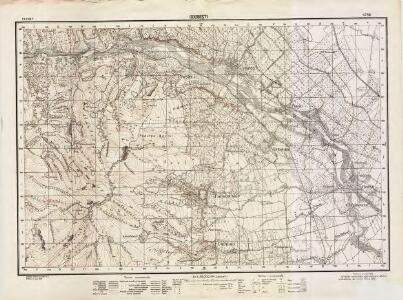 Lambert-Cholesky sheet 4758 (Odobeşti)