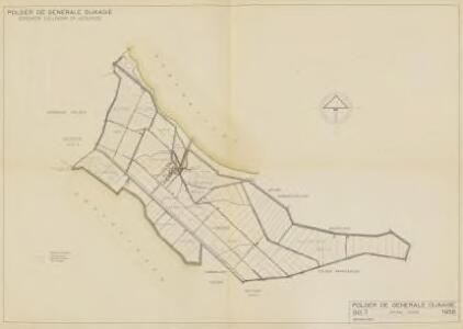 Polder de Generale Dijkagie, gemeente Stellendam en Goedereede.