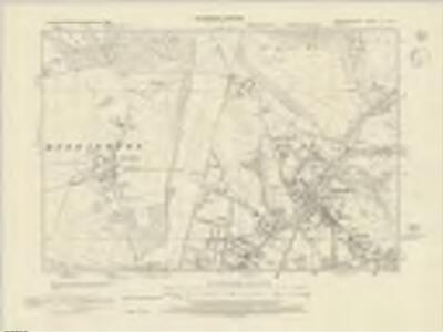 Staffordshire LI.NW - OS Six-Inch Map