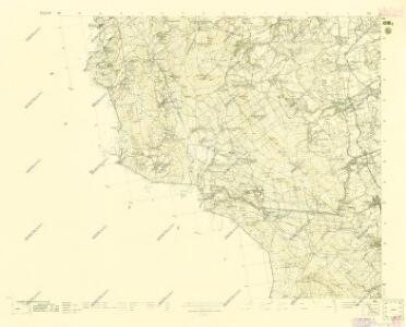 III. vojenské mapování 4249/2