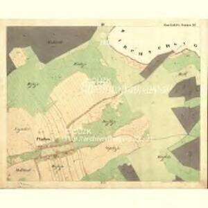 Wadetschlag - c7596-1-004 - Kaiserpflichtexemplar der Landkarten des stabilen Katasters