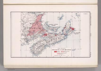 Nova Scotia, New Brunswick, Canada.  Coal Resources of the World.