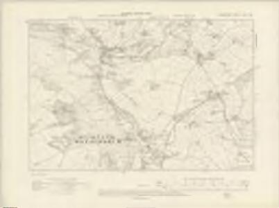 Devonshire CXII.NW - OS Six-Inch Map