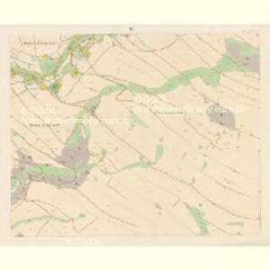 Jamney (Jamny) - c2741-1-006 - Kaiserpflichtexemplar der Landkarten des stabilen Katasters