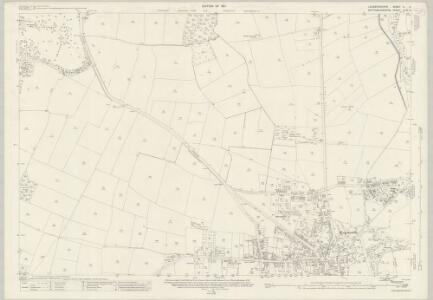 Leicestershire X.2 (includes: Kegworth; Kingston on Soar; Lockington Hemington; Ratcliffe on Soar) - 25 Inch Map