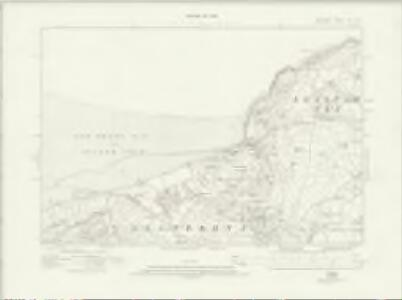 Anglesey XIV.NE - OS Six-Inch Map