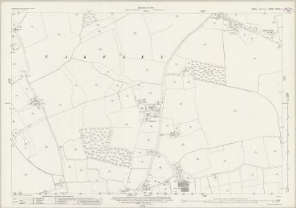 Essex (New Series 1913-) n XXXIII.5 (includes: Little Canfield; Takeley) - 25 Inch Map
