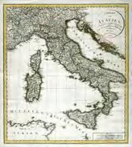 Charte von Italien